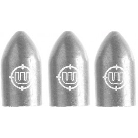 Winmau 8368 WhizLock Caps Silver