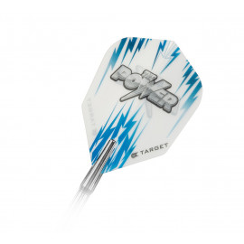 Phil Taylor Vision Flight white
