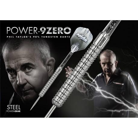 Phil Taylor Power 9ZERO Steel Darts