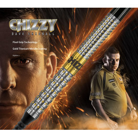 Chizzy David Chisnall Soft Darts 18gr