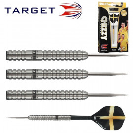 Chizzy David Chisnall Steel Darts Natural