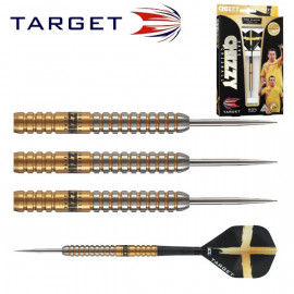 Chizzy David Chisnall Steel Darts Gold