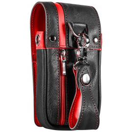 DAYTONA WALLET Darts Etui black/red