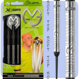 Michael van Gerwen Soft XQ Darts MAX