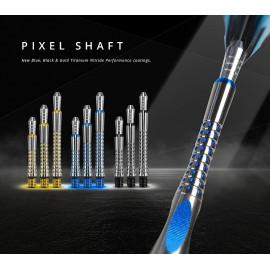 Titanium Shaft Pixel Grip
