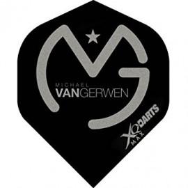 Michael van Gerwen MVG silber