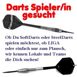 Darts Spieler/in gesucht