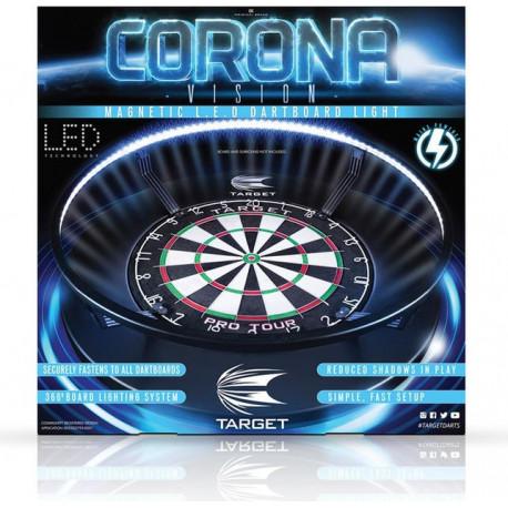 Target Dartscheiben Lichtsystem Corona 360