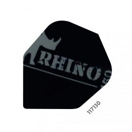 Black Rhino Logo  150 Micron
