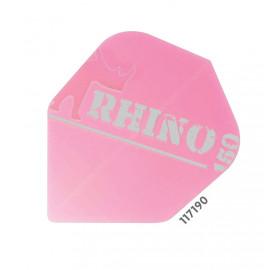 Pink Rhino Logo  150 Micron