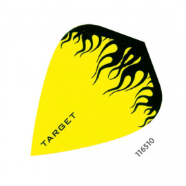 Yellow/Black  Flame Pro 100 Flight - Kite