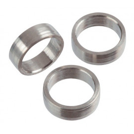 Titanium Slot Lock Ring