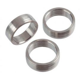 Titanium Slot Lock Ring