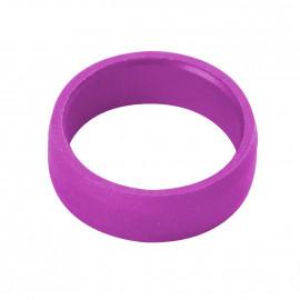Slot Lock Rings Pink