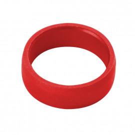 Slot Lock Rings Red