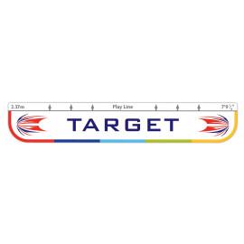 Abstandslinie Target