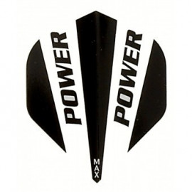 Max Power Flight MX1 black/white