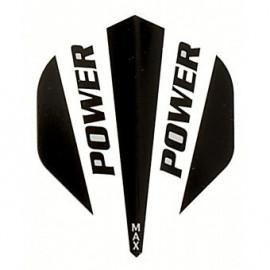 Max Power Flight MX1 black/white