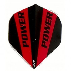 Max Power Flight MX2 black/red