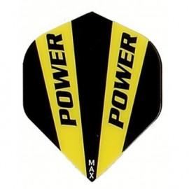 Max Power Flight MX3 black/yellow