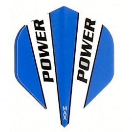 Max Power Flight MX4 blue/white