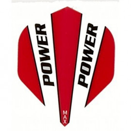 Max Power Flight MX5 red/white