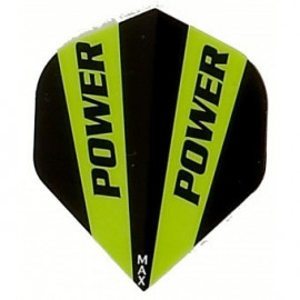 Max Power Flight MX6 black/green