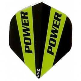 Max Power Flight MX6 black/green