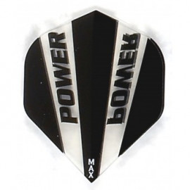 Max Power Flight MX7 black/clear