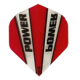 Max Power Flight MX8 red/clear