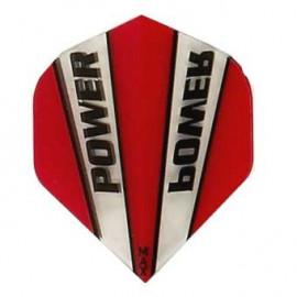 Max Power Flight MX8 red/clear