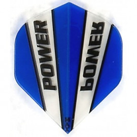 Max Power Flight MX10 blue/clear