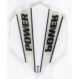 Max Power Flight MX11 white/clear