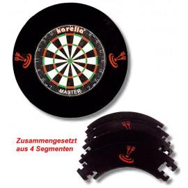 Dart-Catchring Dart-Auffangring schwarz